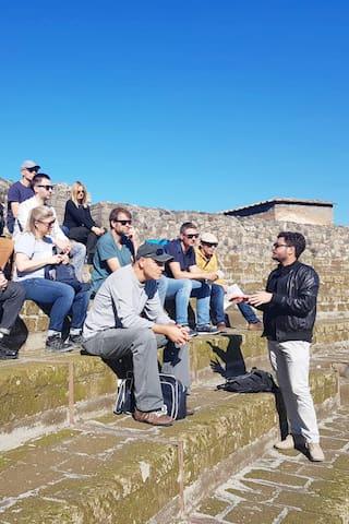 特拉韦洛姆帕的体验