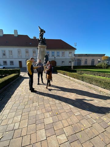 布达佩斯的体验