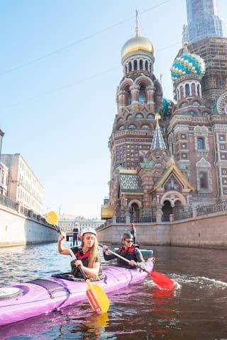 圣彼德堡的体验