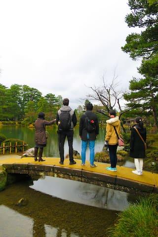 石川的体验