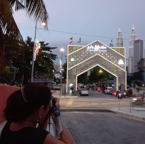 吉隆坡的体验