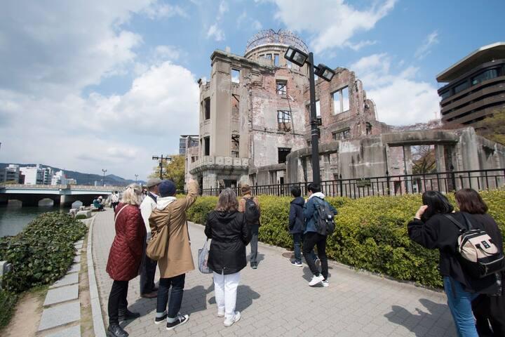 广岛的体验