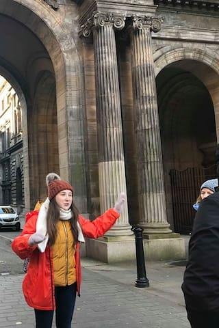苏格兰城的体验
