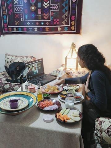 马拉喀什的体验