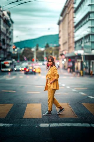 日内瓦城的体验