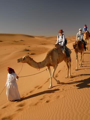 迪拜的体验