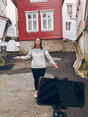 拉维斯堪的纳城的体验