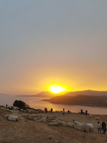 雅典娜城的体验