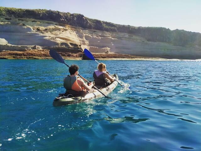 特内里费岛的体验