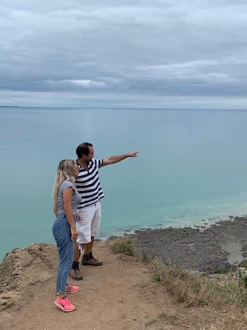 不列塔尼帕台奈岛的体验