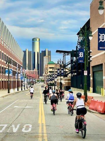 底特律的体验