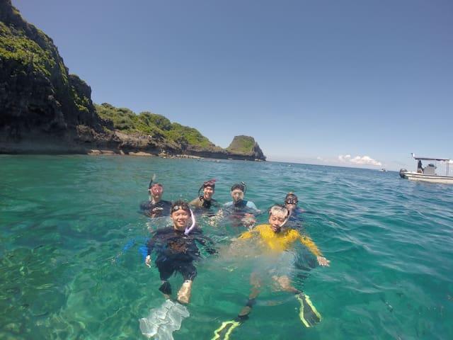 冲绳的体验