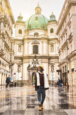 维也纳卡西纳城的体验