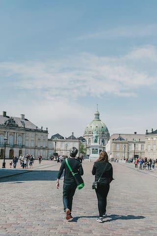 哥本哈根的体验