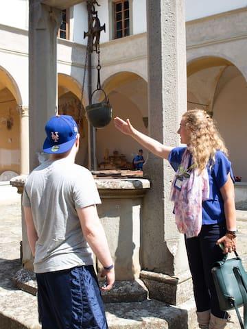 佛罗伦萨的体验