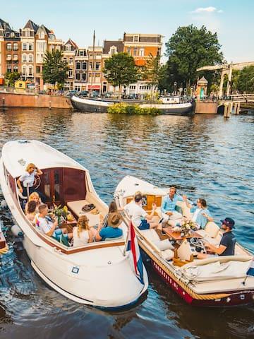 阿姆斯特丹的体验
