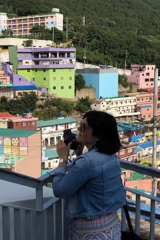 釜山的体验