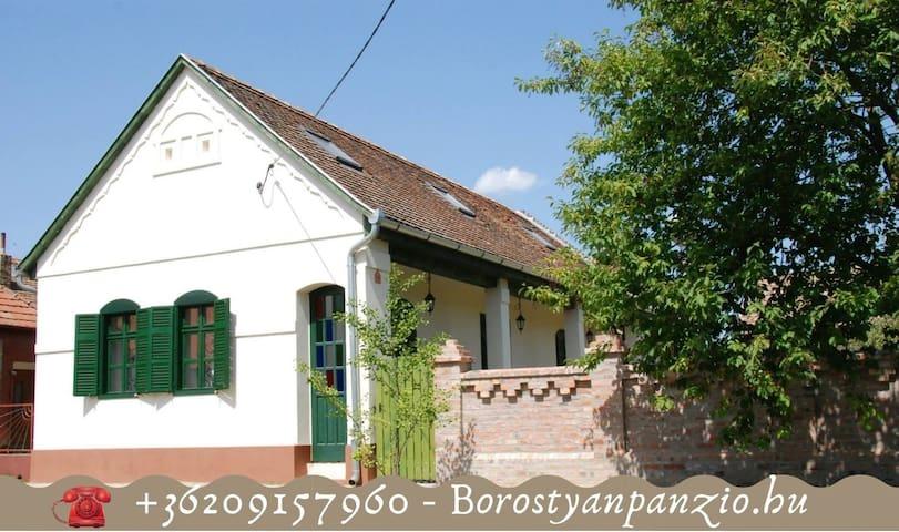 Palkonya的民宿