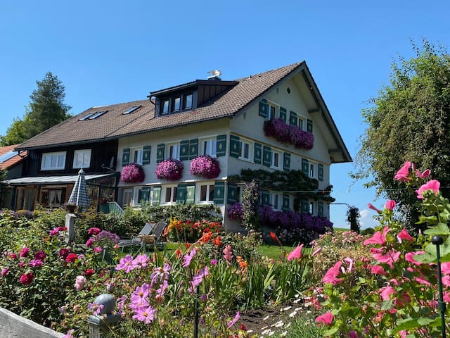 Stiefenhofen的民宿
