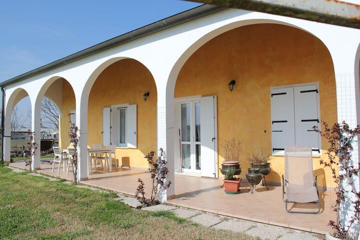Guarda Veneta的民宿