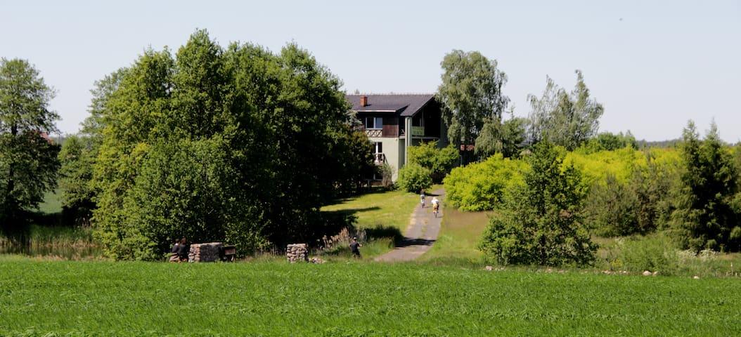 Skrzetuszewo的民宿