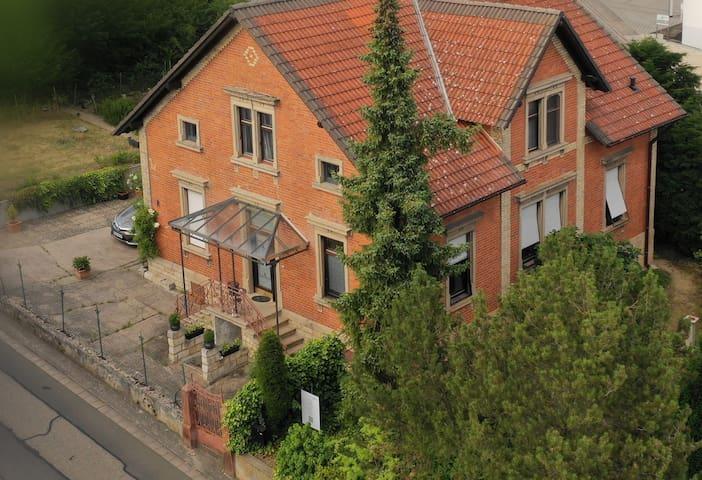 Kindenheim的民宿
