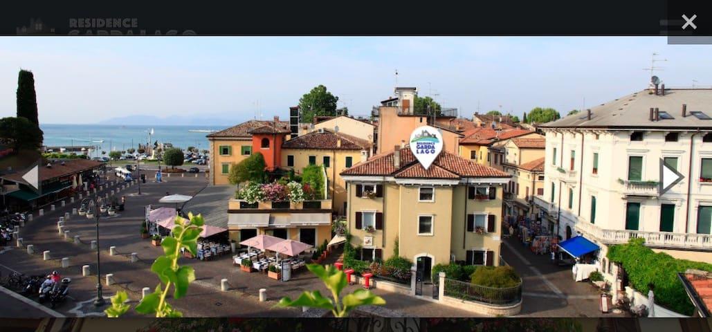 佩斯基耶拉德尔加尔达 (Peschiera del Garda)的民宿