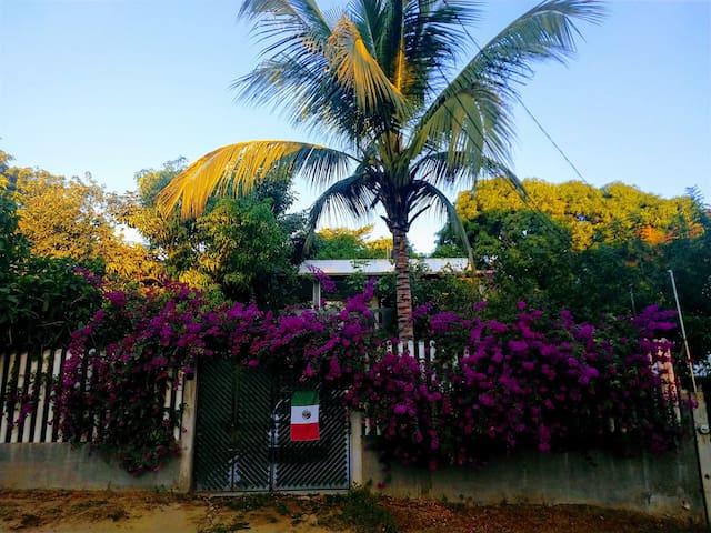 Santa María Huatulco的民宿