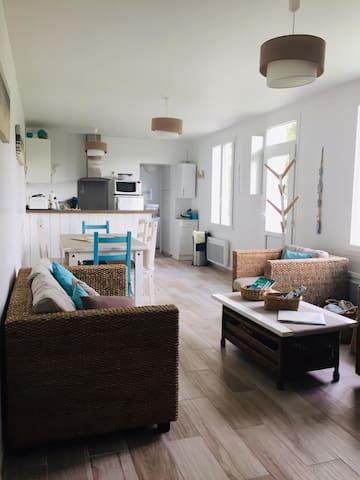 马翁普拉日堡的民宿