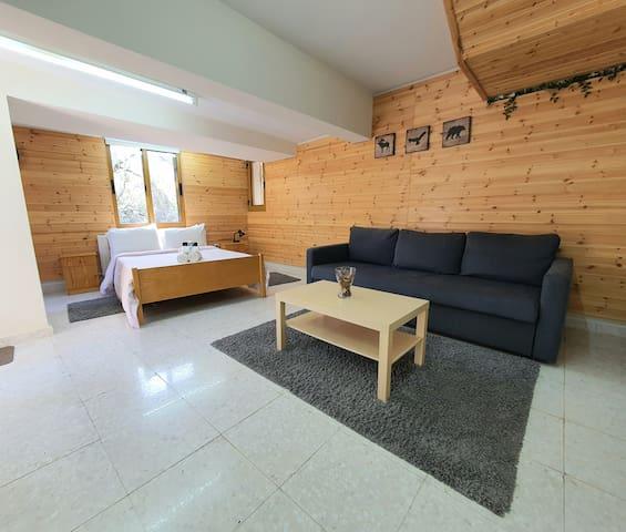 Cozy Mountain Retreat Studio Apt at Platres