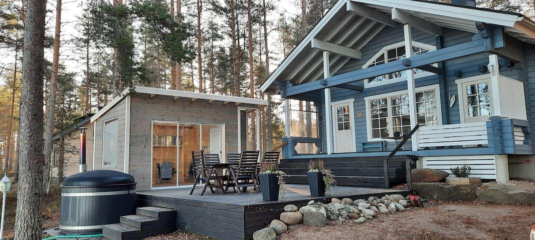 Lestijärvi的民宿