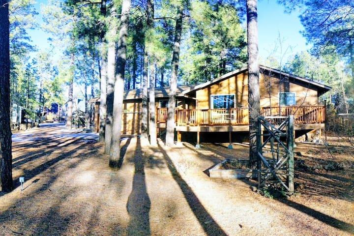 派托普湖畔(Pinetop-Lakeside)的民宿