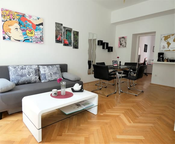 维也纳的民宿