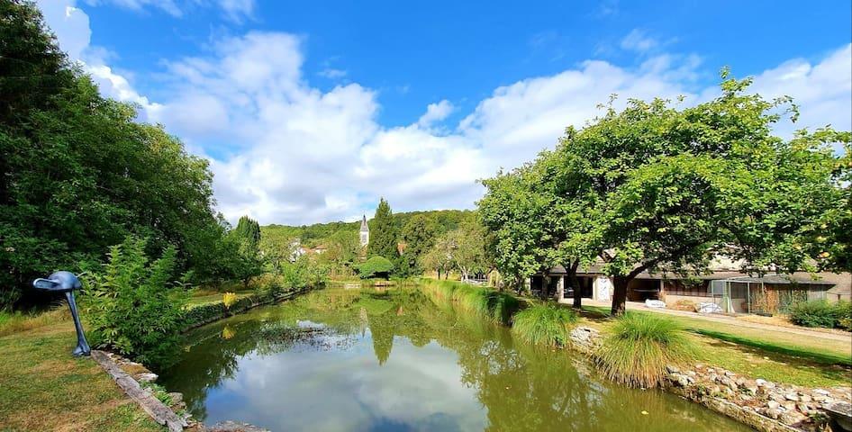 Apremont-la-Forêt的民宿