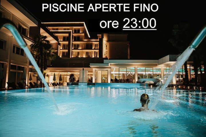 Abano Terme的民宿