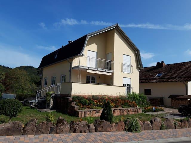 Fischbach bei Dahn的民宿