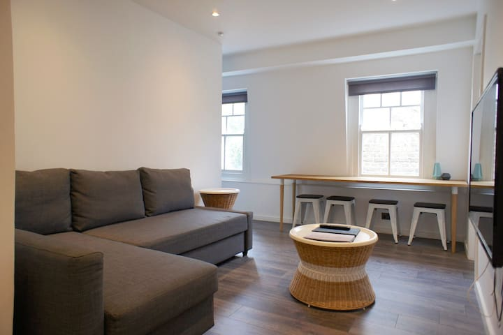 One Bedroom Apt on Shoreditch High Street