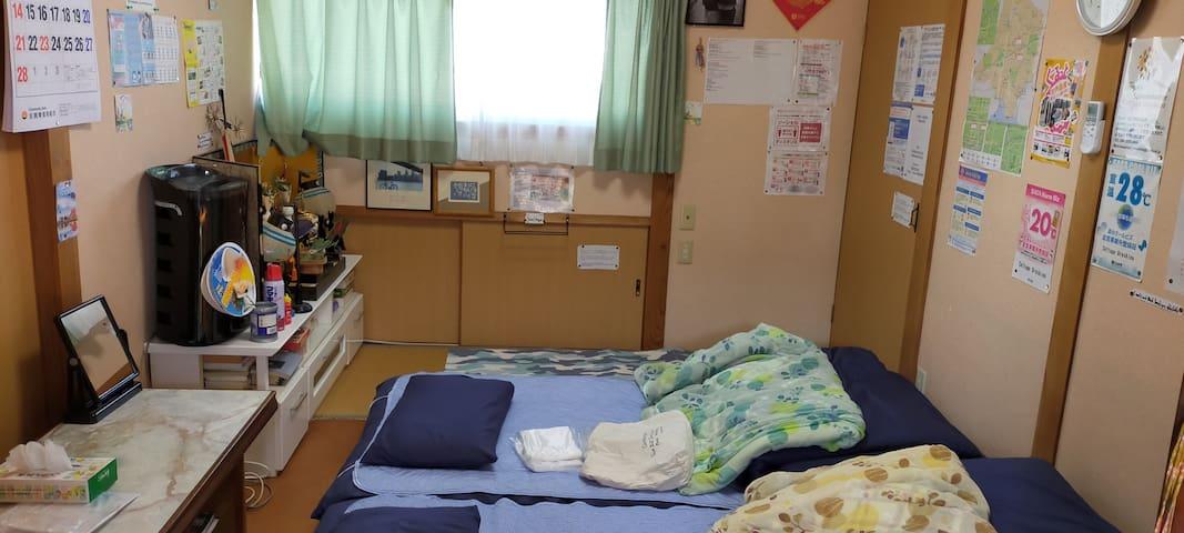 佐贺市的民宿