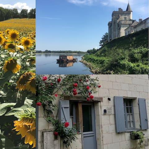 Montsoreau的民宿