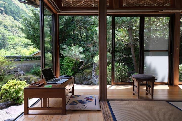 Shimanto-shi的民宿