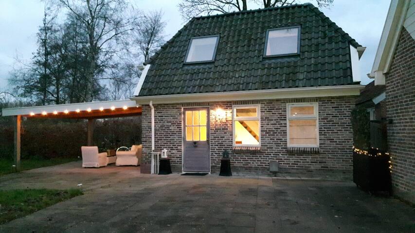 Noordbroek的民宿