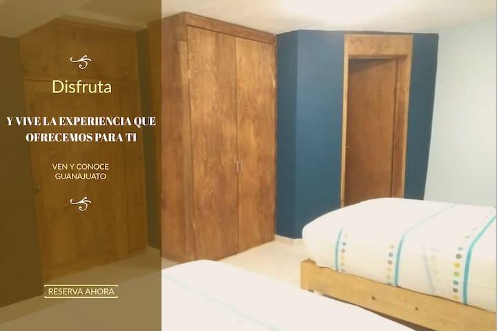瓜纳华托的民宿