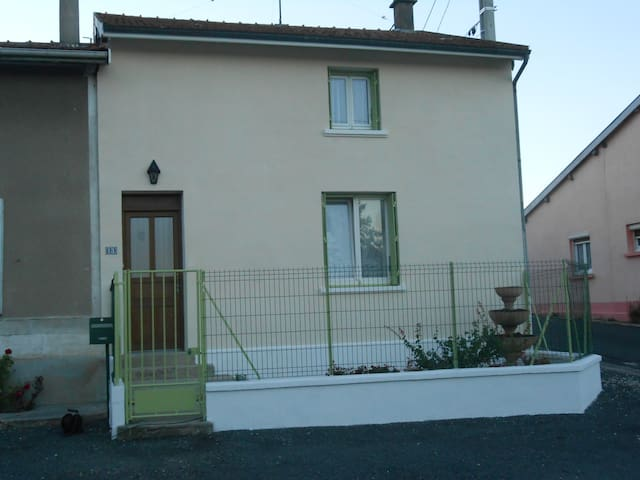 Sapignicourt的民宿