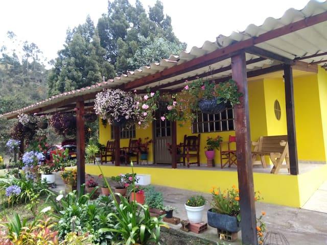 Villapinzón的民宿