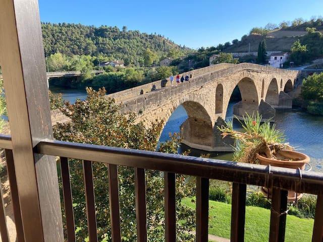 Puente la Reina的民宿