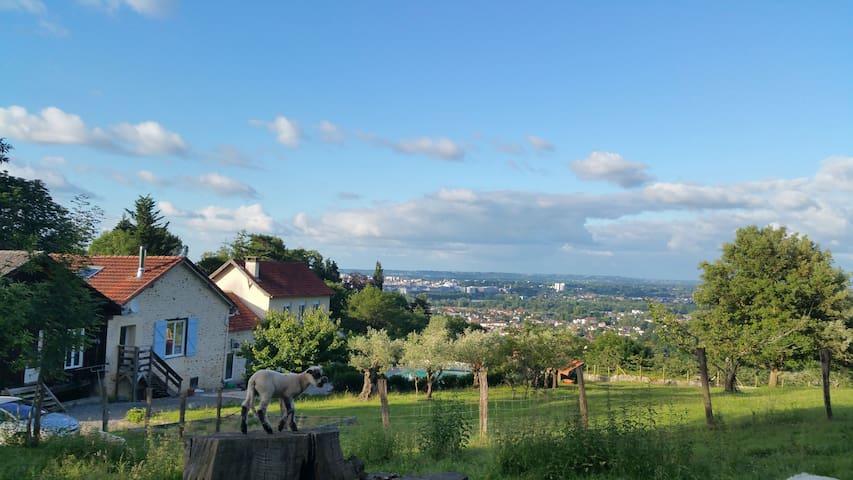 Jurançon的民宿