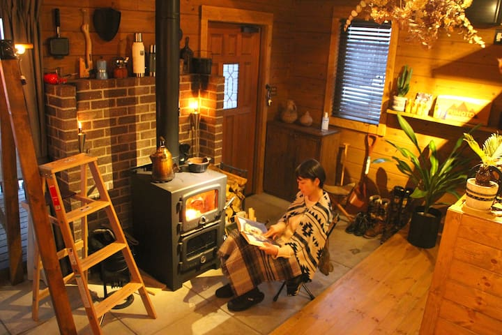 Morioka的民宿