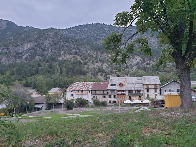 Saint-Crepin的民宿