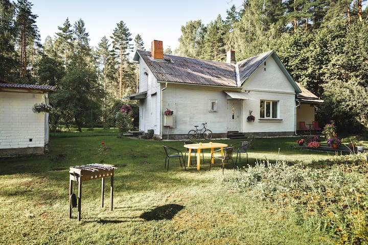 Nice family house in the strawberry fields