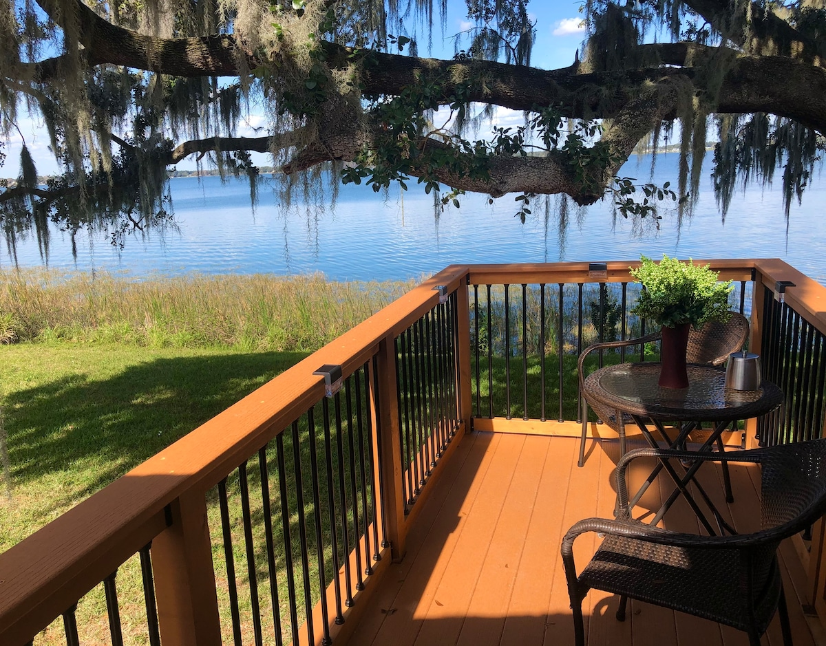 Ariana Place - Tree House Like Lakefront Views